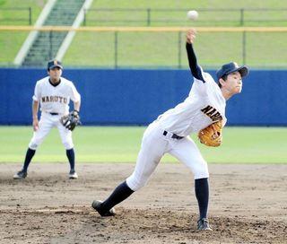 鳴門42年ぶり優勝 全国高校軟式野球・徳島大会
