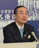新ホール白紙化 徳島市長の反発に知事は明言せず