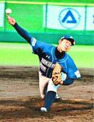 連載「徳島インディゴソックス一押し」 竹内裕太投手