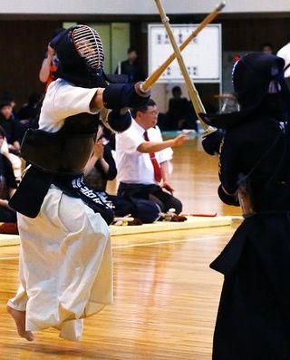 剣道県中学選手権 徳島が女子初制覇 男子は那賀川3年ぶり頂点