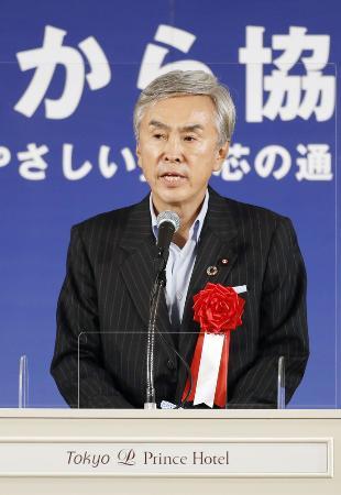 自民・石原元幹事長が感染 坂本担当相らと昼食も 全国・海外のニュース 徳島新聞