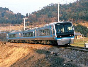 3月17日に定期運行を終了するTSE