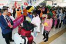 香港―徳島チャーター便、搭乗率83・8% 県の目標…
