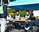 山間部の避難者、衛星で安否確認 徳島・東みよしで訓練