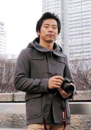 森川公博さん(映像カメラマン)