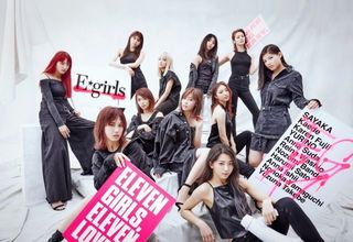 E-girlsが公式ツイッター開設 ツアー&アルバムの特設サイトも