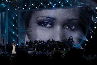 LAでアレサさん追悼コンサート