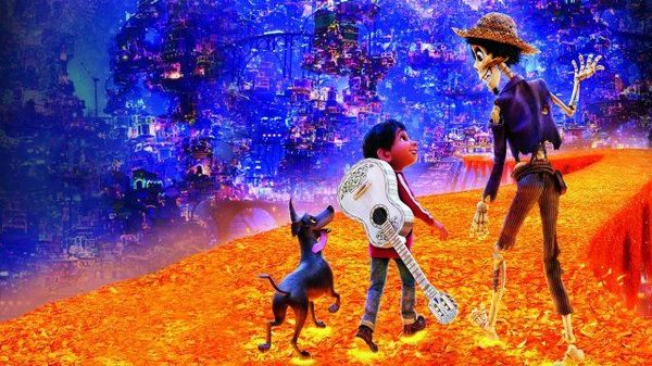 2月21日に放送されるディズニー/ピクサー映画『リメンバー・ミー』 (C)Disney/Pixar