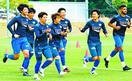 徳島ヴォルティス、ピッチに立つ喜び胸に リーグ戦へ…