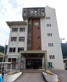 徳島県三好市が18年度補正予算で28億円減額