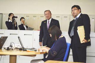 消費者庁徳島移転を国に緊急申し入れ 関西広域連合、年内にも