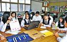 徳島商高ビジネス研究部がレジ袋削減活動開始 不要紙…