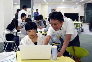 後期セミナー始まる 20人が創業の心構え学ぶ