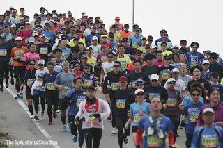 【写真特集②】とくしまマラソン2019