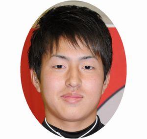 西大輔選手