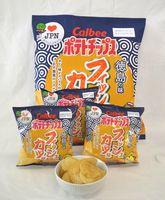 ポテトチップス徳島の味「フィッシュカツ味」