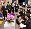 県内就職へ学生真剣 徳島市で合同企業説明会