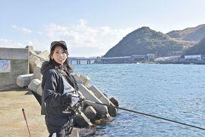 「徳島には10年来のお付き合いのある芦尾さんや、三大釣具メーカーのトップである江頭さん、松田さん、山元さんというビッグネームがいて、その影響もあってフカセ釣りを始めました」。