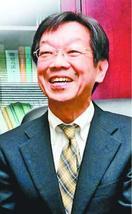 徳島地方気象台長に着任した 明田川保さん