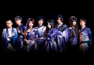 和楽器バンド、最新ビジュアルでAKB48衣装責任者・茅野しのぶ氏とタッグ
