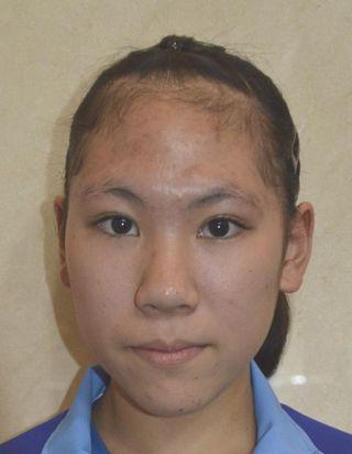 全日本卓球ジュニア女子単 森影(徳島・城東中)3回戦進出 平野妹らを下す