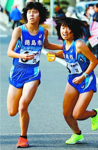 【徳島駅伝最終日】圧勝徳島、安定の走り 女子選手の強化で盤石なレース運び