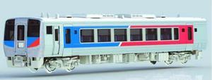関水金属が発売する「N2000系」Nゲージ模型のCG画像(同社提供)