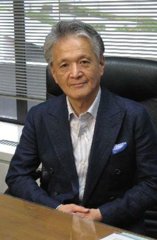 橋本基弘さん(中央大副学長)