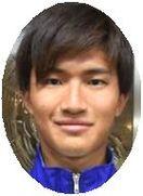 福井国体 小島(徳島県富岡東高)7位 競泳少年男子…