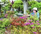 丹精込めた庭楽しんで 阿波市で5月オープンガーデン