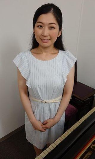 小川紗奈さん(ソプラノ歌手)