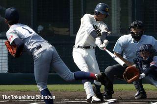 高校野球、徳島大会の試合日程と結果