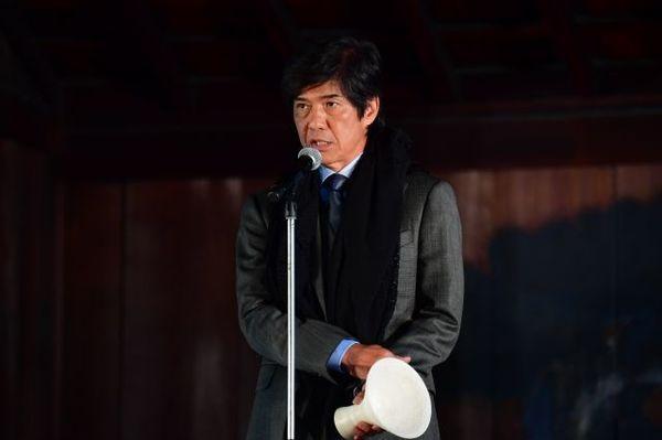 『京都国際映画祭2018』で「三船敏郎賞」に選出された佐藤浩市(C)京都国際映画祭