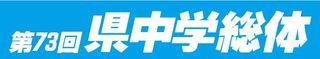 徳島県中学総体19日再開 卓球・ソフトテニス・空手道で団体V決定へ