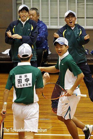 ソフトテニス 全日本高校選抜四国予選