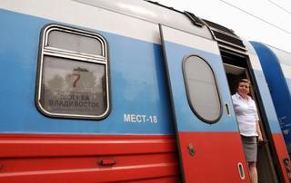 シベリア鉄道「ロシア号」を刷新