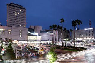 とくしま写真日記~故郷を撮り残す<25>徳島駅前