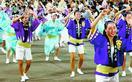 東京五輪「祭り」テーマに演技 AS日本代表ら踊り込み