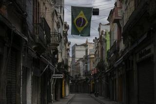 ブラジルのコロナ感染者1万人超