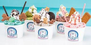ロールアイス専門店がイオンモール徳島に期間限定で四国初出店