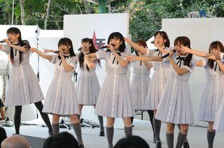 【マチ★アソビvol21速報】22/7が徳島初ライブ