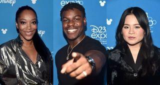 「スター・ウォーズ」で人生が変わった キャスト3人がクロストーク