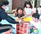 阿波市で親子が木工作品作り学ぶ
