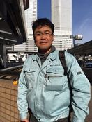 山中敬三さん(愛知で建設機械の修理業を営む)