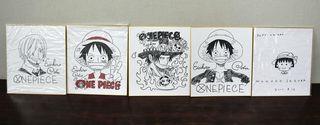 人気漫画の偽サイン色紙を販売 詐欺容疑で会社員逮捕 徳島県警