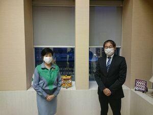東京都の小池百合子都知事が、19日放送のニッポン放送『飯田浩司のOK! Cozy up!』に出演