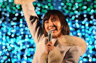 スピラ・スピカがあすたむらんど徳島でライブ 地元出身・幹葉さん「スタートダッシュ」など熱唱