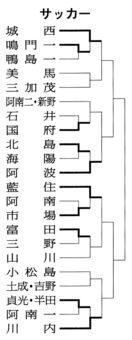 徳島県中学総体 サッカーの結果(2018年7月15…