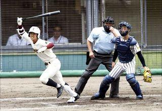 高校野球秋季四国大会 富岡西が準決勝進出、川島と徳島商敗れる