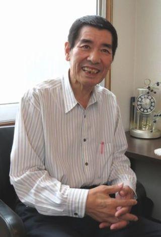 芝本正則さん(京都グリーンセンター代表取締役)